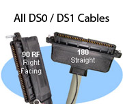 All DS0 / DS1 Cables