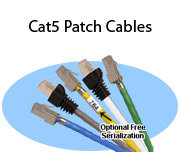 Cat5 Patch Cables