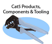 Cat5 Products, Components & Tooling