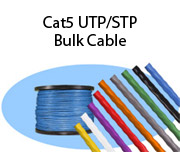 Cat5 UTP/STP Bulk Cable