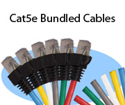 Cat5e Bundled Cables