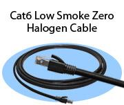 Cat6 Low Smoke Zero Halogen Cables