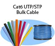 Cat6 UTP/STP Bulk Cable