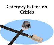 Category Extension Cables