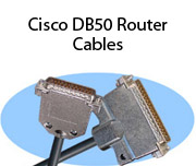 Cisco DB50 Router Cables
