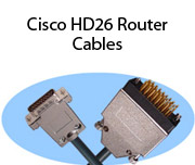 Cisco HD26 Router Cables