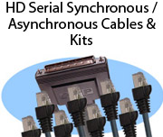 Cisco High Density Serial Synchronous / Asynchronous Cables & Kits