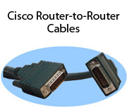 Cisco Router-to-Router Cables