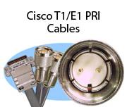 Cisco T1/E1 PRI Cables