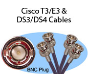 Cisco T3/E3 & DS3/DS4 Cables