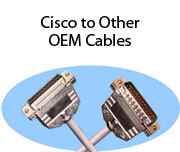 Cisco to Other OEM Cables