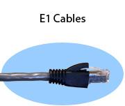 E1 Cables