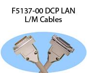 F5137-00 DCP LAN L/M Cables