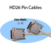 HD26 Pin Cables