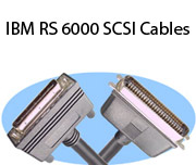 IBM RS 6000 SCSI Cables