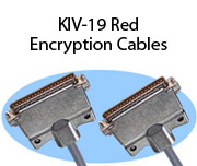 KIV-19 Red Encryption Cables