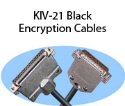 KIV-21 Black Encryption Cables