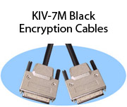 KIV-7M Black Encryption Cables