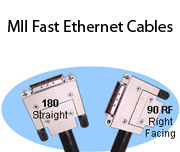 MII Fast Ethernet Cables