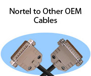 Nortel to Other OEM Cables
