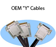 "OEM ""Y"" Cables"