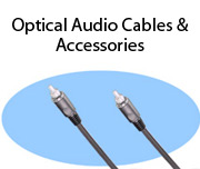 Optical Audio Cables & Accessories
