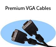 Premium VGA Cables