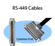 RS-449 Cables