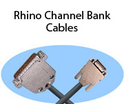 Rhino Channel Bank Cables