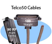 Telco50 Cables
