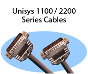 Unisys 1100 / 2200 Series Cables