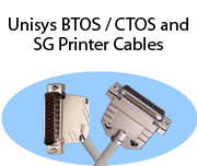 Unisys BTOS / CTOS and SG Printer Cables