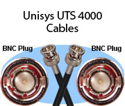 Unisys UTS 4000 Cables