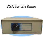 VGA Switch Boxes