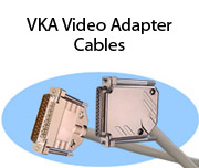 VKA Video Adapter Cables