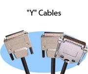 """""""Y"""" Cables"""