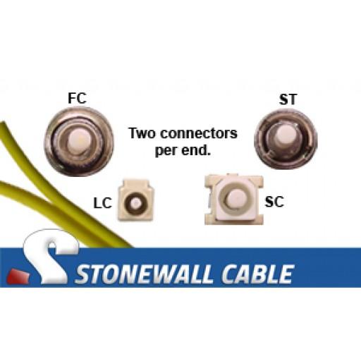Singlemode 9/125 Simplex Fiber Cable