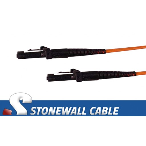 Multimode Duplex 62.5/125 MT-RJ / MT-RJ Fiber Cable