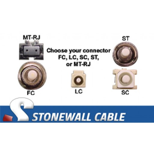 Singlemode 9/125 4-Strand Fiber Cable