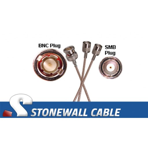 CAB-BNC-SMB-Y Eq. Cisco Cable
