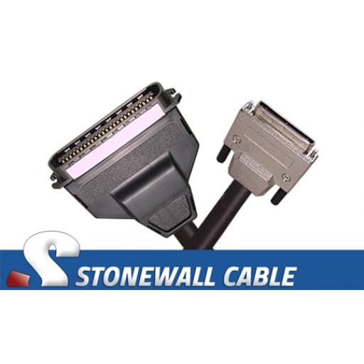 SCSI 1 / SCSI 5 Cable