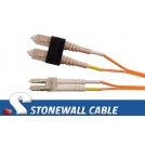 Multimode Duplex 62.5/125 SC / LC Fiber Cable