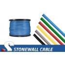 Cat5e Shielded 4 Pair PVC Solid Bulk