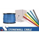 Cat5e 4 Pair PVC Solid Bulk Cable