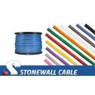 Cat5e 4 Pair PVC Stranded Bulk Cable
