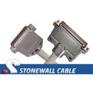 RS-530 to RS-449 Crossover Cable