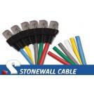 Cat5e Bundled RJ45 Cable