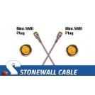 RG179 Cable Mini-SMB Plug / Mini-SMB Plug