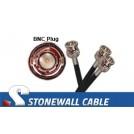 RG59 Coax Cable BNC Plug / BNC Plug / BNC Plug