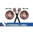 RG59 Coax Cable BNC Plug / BNC Plug